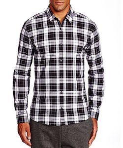 Hugo   Ero Plaid Slim Fit Button-Down Shirt 100 Exclusive