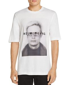 Helmut Lang | Ghost Face Tee