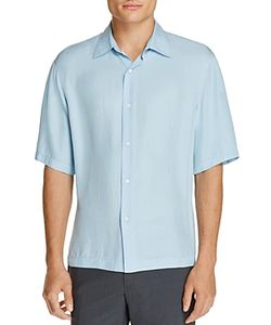 Sandro   Moon Slim Fit Button-Down Shirt 100 Exclusive