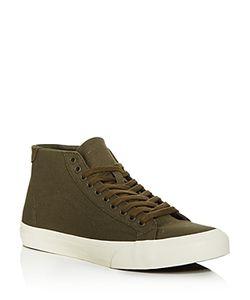 Vans   Ua Court Mid Top Sneakers