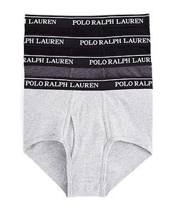 Polo Ralph Lauren | Mid-Rise Briefs Set Of 4