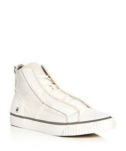 G-Star Raw | Scuba High Top Sneakers