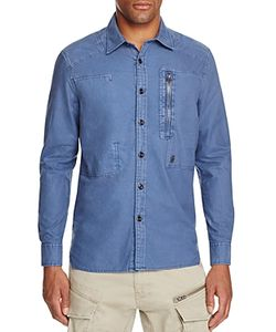 G-Star Raw | Powel Slim Fit Button-Down Shirt