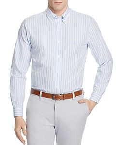 Brooks Brothers | Regent Stripe Slim Fit Button-Down Shirt