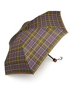 Barbour | Tartan Handbag Umbrella