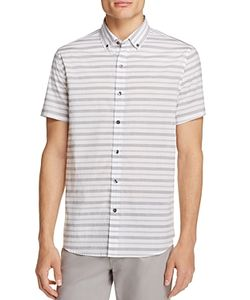Michael Bastian | Stripe Regular Fit Button-Down Shirt
