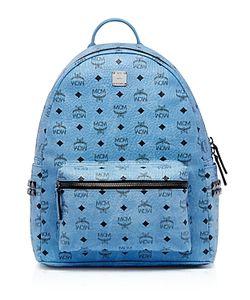 MCM | Stark Side Stud Backpack