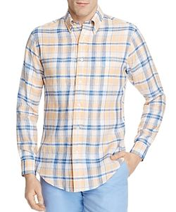 Brooks Brothers | Regent Plaid Slim Fit Button-Down Shirt