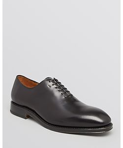 Salvatore Ferragamo | Tramezza Carmelo Plain Toe Oxfords