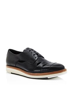 Salvatore Ferragamo | Famoso Open Derby Shoes