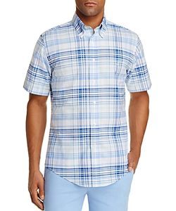 Brooks Brothers | Plaid Slim Fit Button-Down Shirt