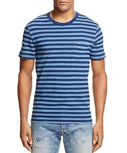 Levi's | Setin Sunset Striped Pocket Tee