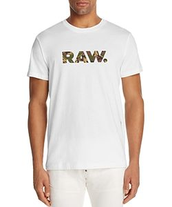 G-Star Raw | Mattow Camouflage Logo Graphic Tee 100 Exclusive