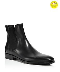 Salvatore Ferragamo | Leather Chelsea Boots 100 Exclusive