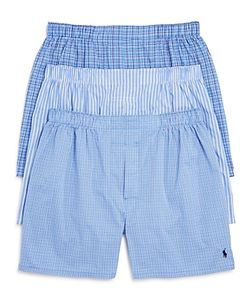 Polo Ralph Lauren | Woven Boxers Pack Of 3