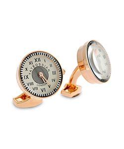 Tateossian   Plated Watch Cufflinks