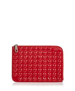 Marc Jacobs | Embossed Heart Pouch