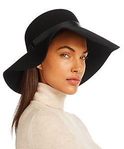 August Hat Company   Wide Brim Felt Hat 100 Exclusive