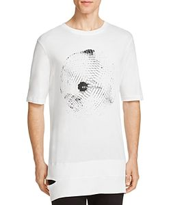 Helmut Lang | Disco Ball Graphic Tee