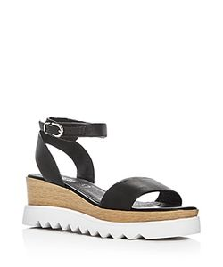 Sol Sana | Tray Ankle Strap Wedge Sandals