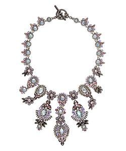 Marchesa | Ornate Drama Collar Necklace 16