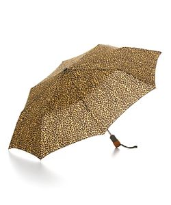 Bloomingdale's | Cheetah Print Umbrella 100 Exclusive