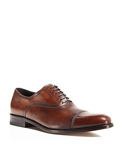 Salvatore Ferragamo | Guru Cap Toe Oxfords