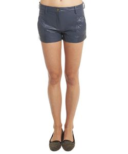 Thakoon | Addition Quilted Leather Shorts