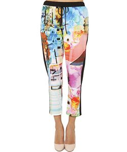 Clover Canyon | Fluorescent Rose Pant