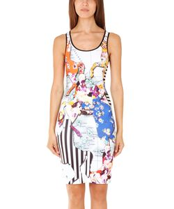 Clover Canyon | Floral Silhouettes Dress