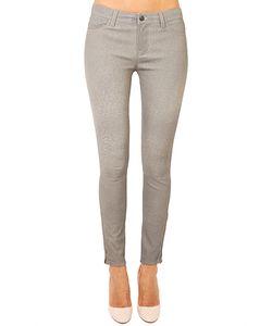 J Brand | Midrise Leather Pant