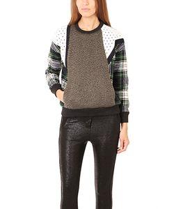Roseanna | Scott Plaid Sweater