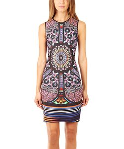Clover Canyon | Stained Glass Dress