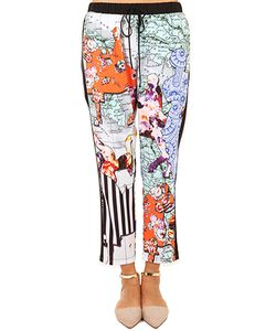 Clover Canyon | Floral Silhouettes Pants