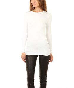 ATM | Rib Crew Long Sleeve T-Shirt