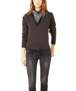 R13   Bandana Sweatshirt