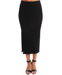 ATM | Side Slit Tube Skirt