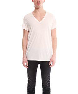 ACNE STUDIOS   Ss V-Neck T-Shirt