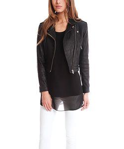 Iro   Zefir Perfecto Leather Jacket
