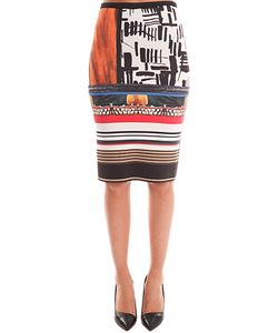 Clover Canyon | Imperial Markings Reversible Skirt