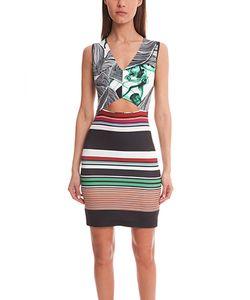 Clover Canyon | Jade Storm Cutout Dress