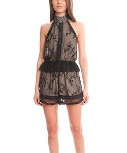 Zimmermann | Admire Cherry Playsuit