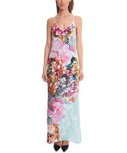 Clover Canyon | Pool Flower Maxi Dress