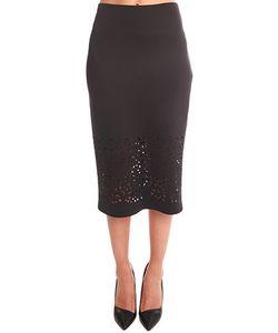 Clover Canyon | Lasercut Neoprene Skirt