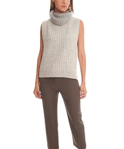 3.1 Phillip Lim | Sleeveless Vest Turtleneck