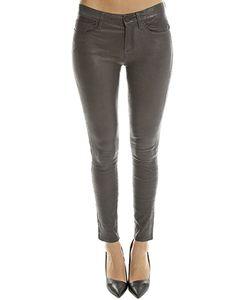 Frame Denim | Le Skinny De Jeanne Leather Pant