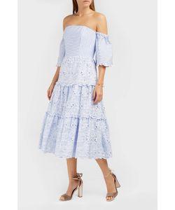 Erdem | Dee Off-The-Shoulder Dress Boutique1