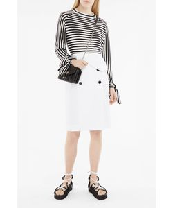 Proenza Schouler | Fold-Over Double-Breasted Skirt Boutique1