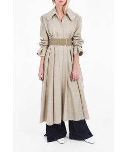 Jacquemus | Long Flounce Cuff Coat Boutique1