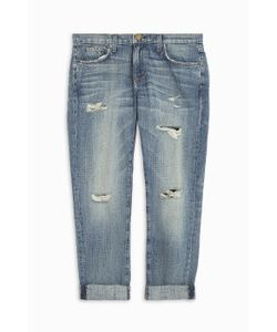 Current/Elliott | Fling Cropped Jeans
